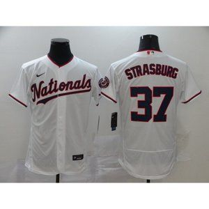 Washington Nationals Stephen Strasburg Jersey